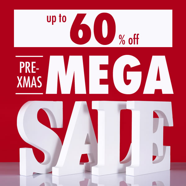 Save up to 60% off mega sale at Sportitude.